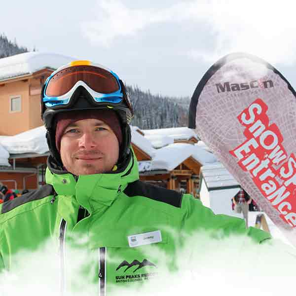 CSIA Level 1 Ski Instructor Internship, Full Season, Canada