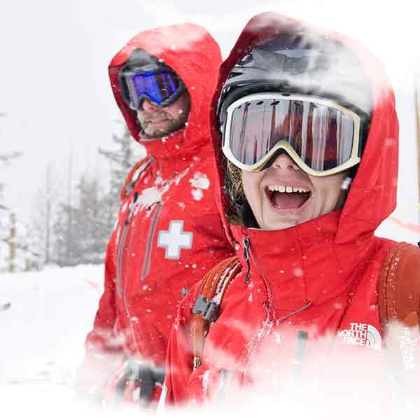 Ski Patrol Course + Level 1 Ski/Snowboard Instructor Course, 11 Weeks, Panorama, Canada